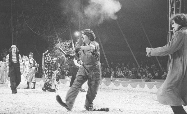 Nichetti al circo