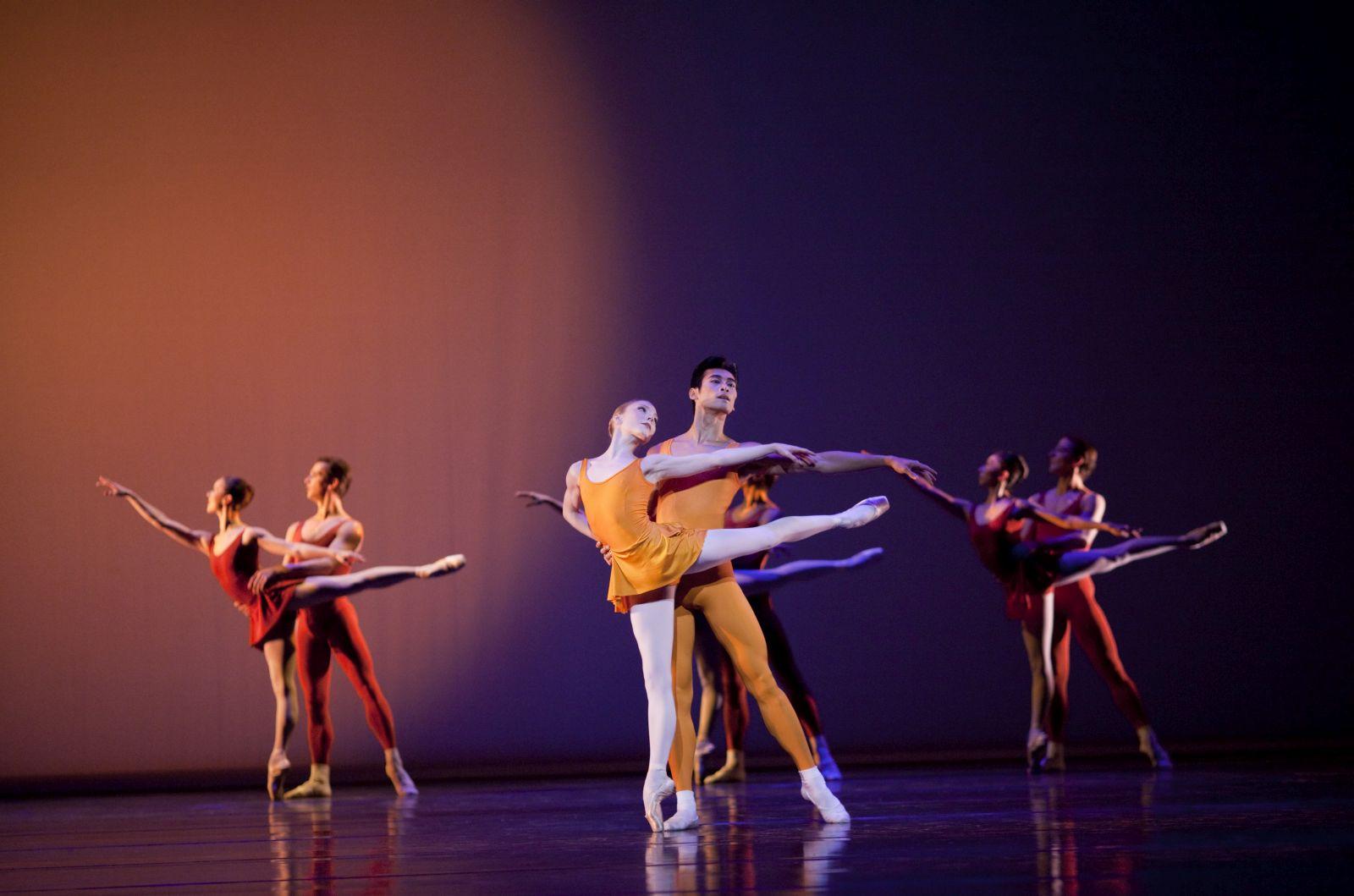 Concerto by MacMillan , choreography - Kenneth MacMillan,