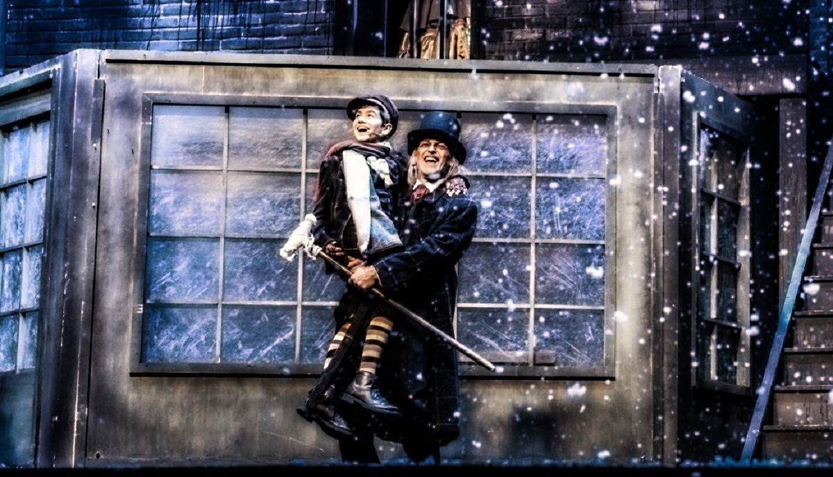 A Christmas Carol Musical 0