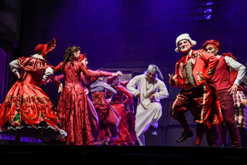 A Christmas Carol Musical 1