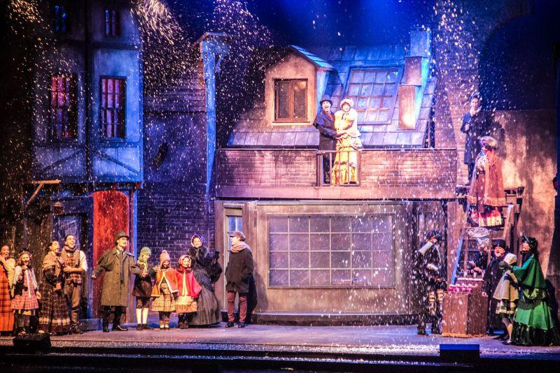 A Christmas Carol Musical 2