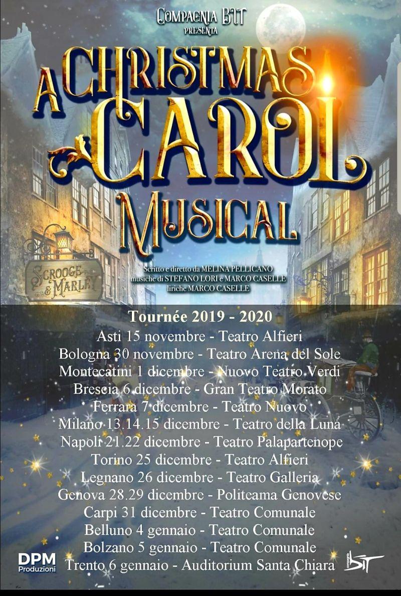 A Christmas Carol Musical 6