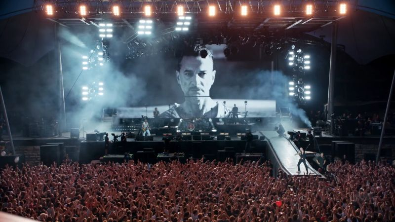 DEPECHE MODE SPIRITS IN THE FOREST 1