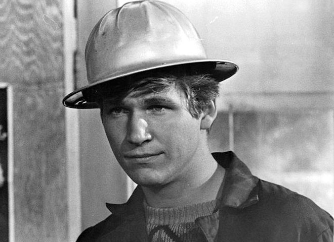 "Jeff Bridges ne ""L'Ultimo Spettacolo "" di Peter Bogdanovich, 1971 (Photo by Columbia Pictures/Getty Images)"