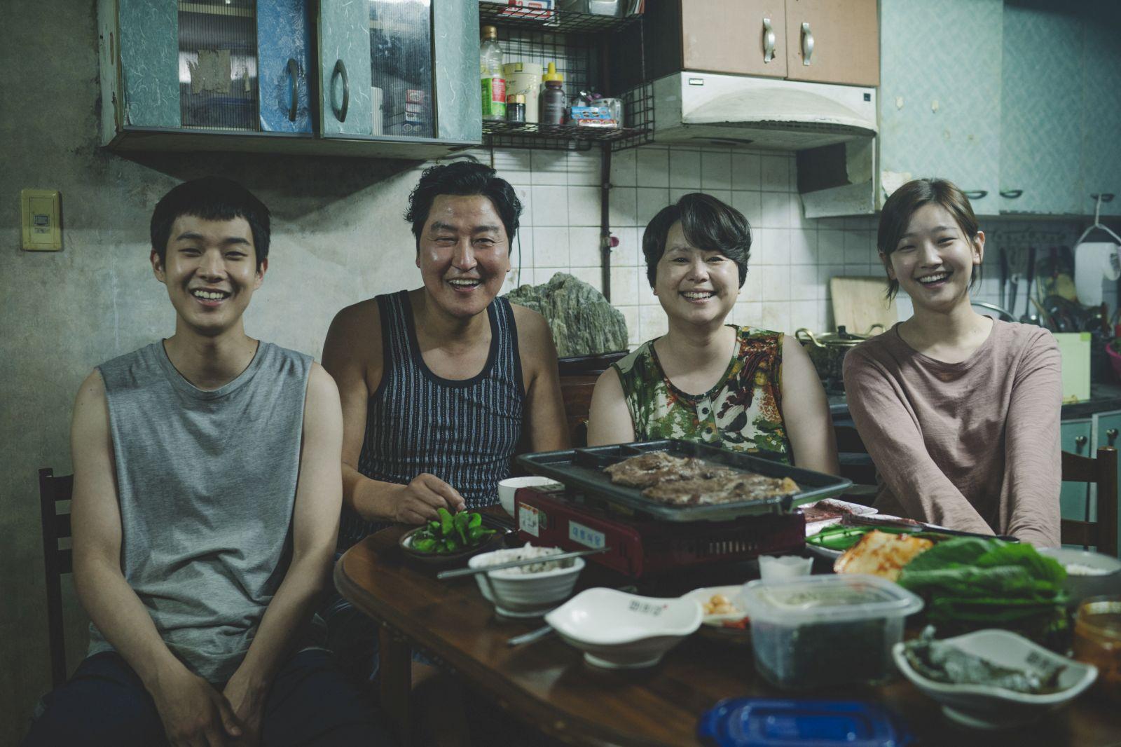Risultati immagini per parasite bong joon-ho