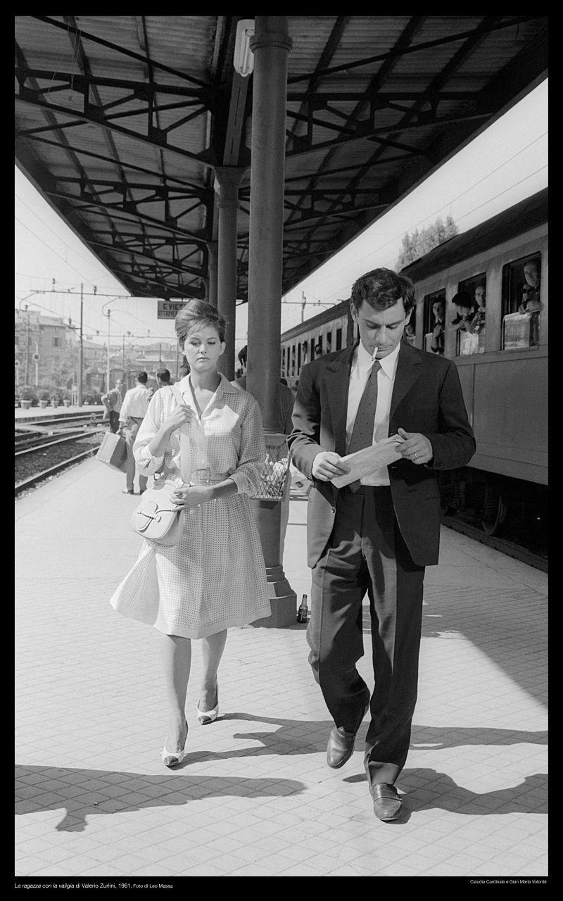 1961La Ragazza con la valigia ©Archivio fotografico della Cineteca Nazionale, Roma