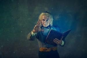 Gary Avis as Dr Coppélius in Coppélia (c) 2019 ROH. Photograph by Gavin Smart