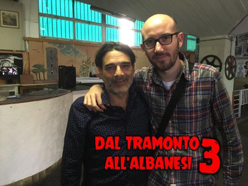 Albanesi e Marco Leonardi