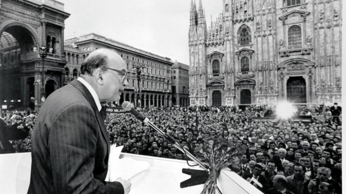 Craxi a Milano 0