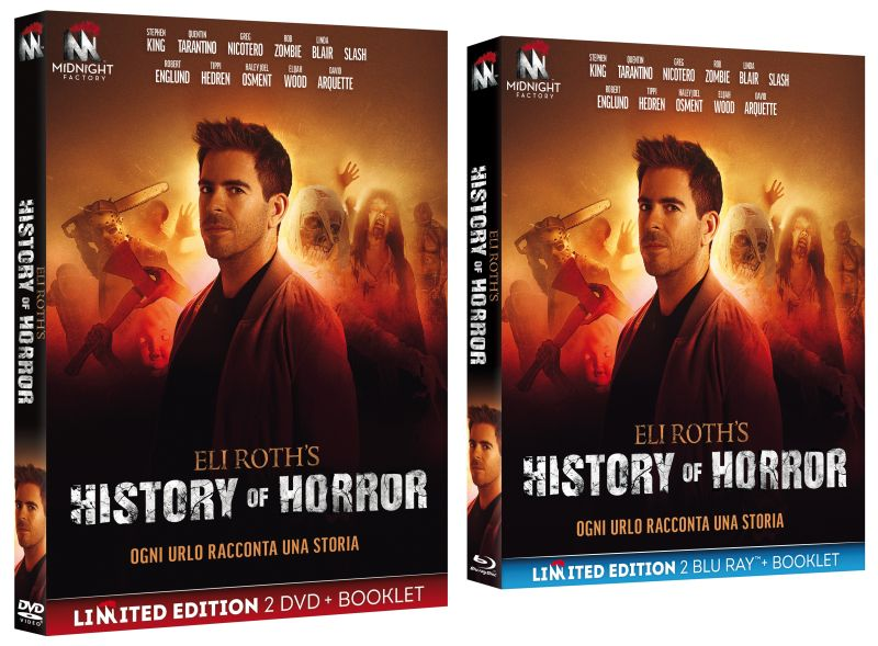 Eli Roth History Of Horror 2