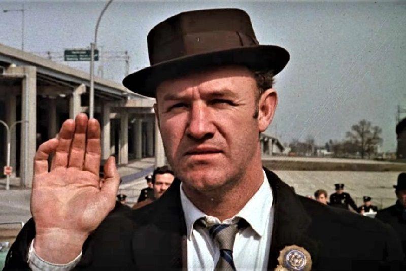 """Gene Hackman da Oscar ne """"Il Braccio Violento Della Legge"""""""