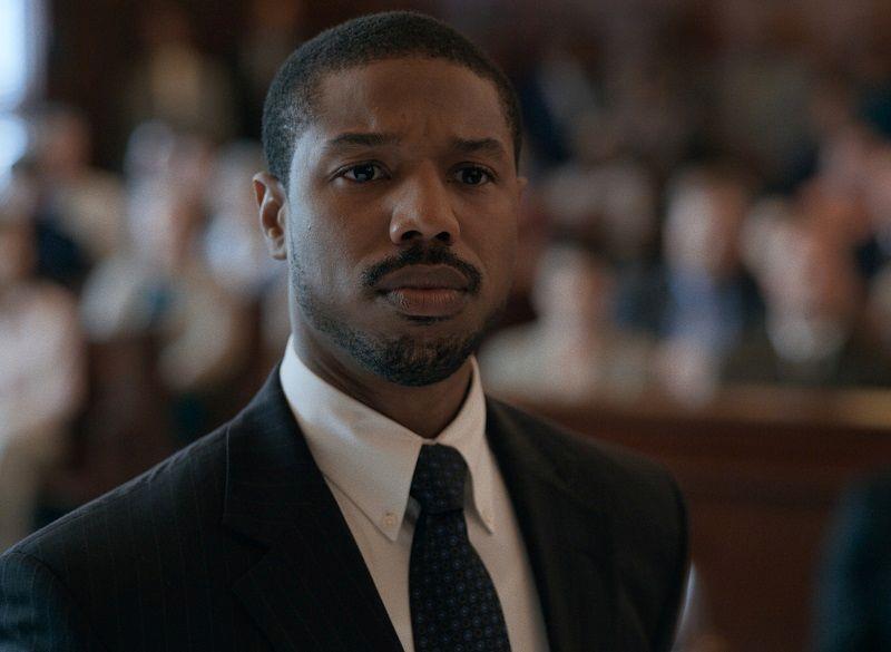 Michael B. Jordan (Copyright: © 2019 Warner Bros. Entertainment Inc. Photo Credit: Jake Giles Netter)