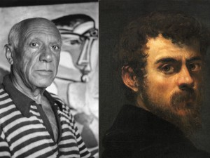 Picasso Tintoretto 0