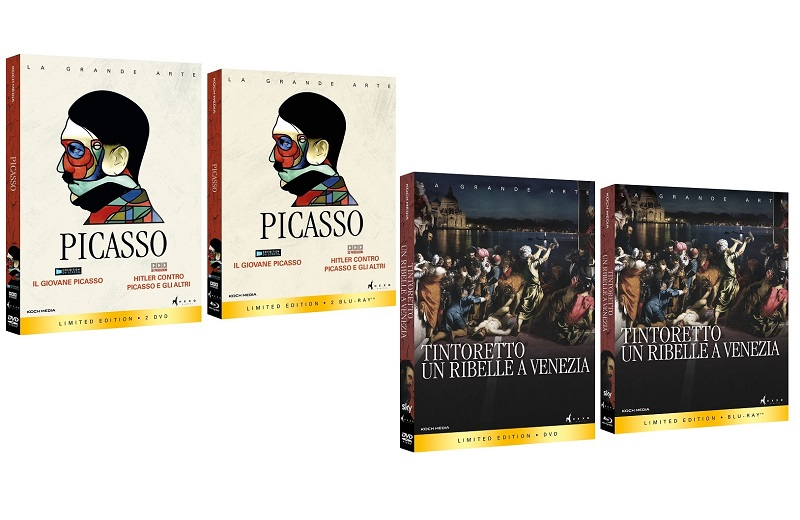 Picasso Tintoretto HV 1