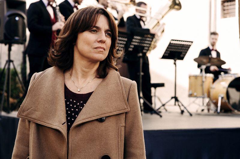 Michela Cescon (Foto di Matteo Graia)