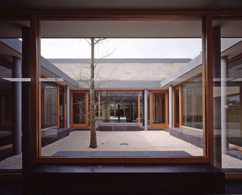 Villa Lanaken BE 1999 ©Jo Coenen Architects & Urbanists