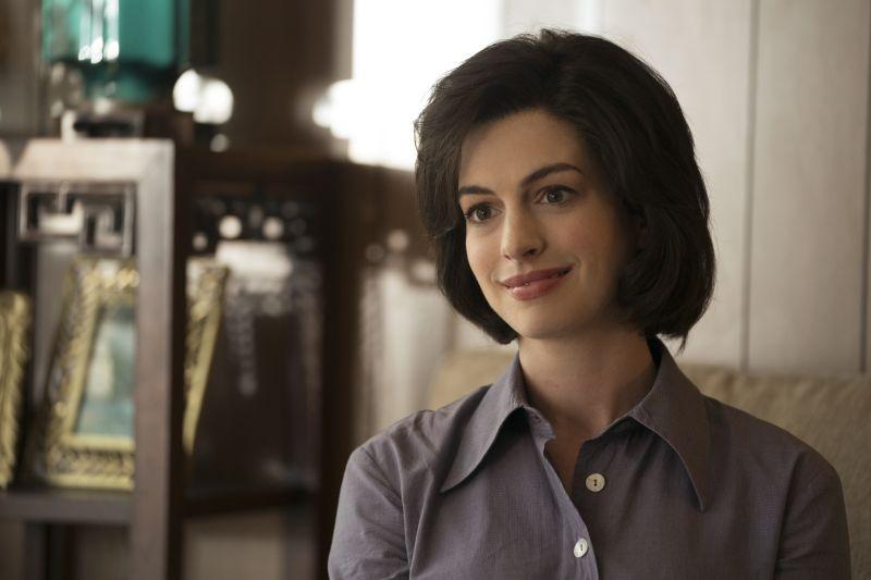 Anne Hathaway Credit : Mary Cybulski