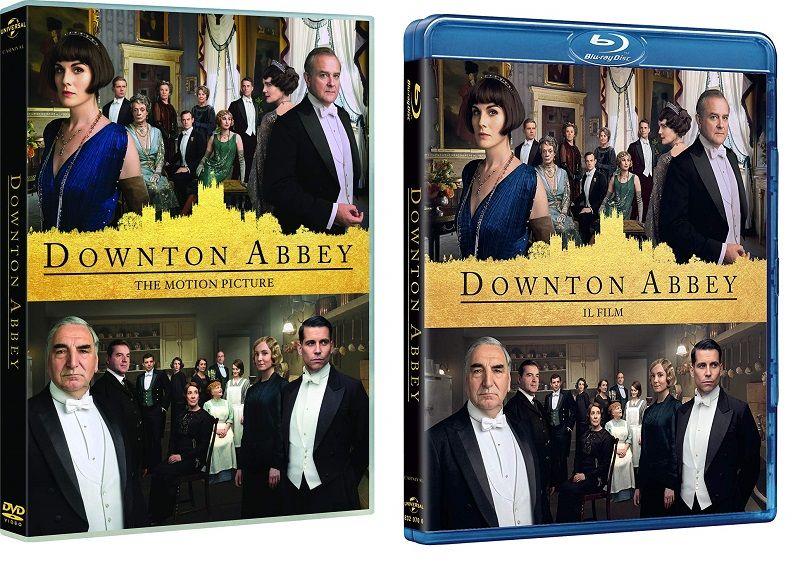 Downton Abbey HV