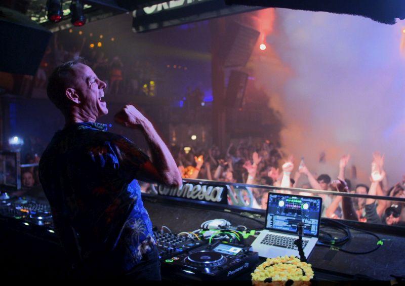 "Fatboy Slim in ""Ibiza The Silent Movie"""