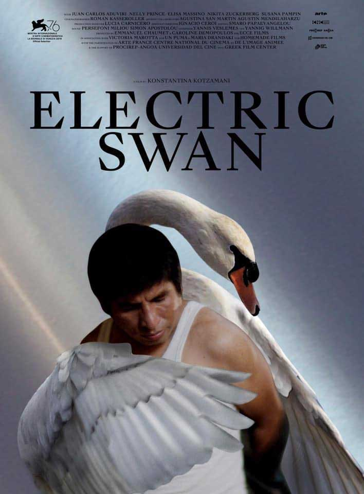 ELECTRIC-SWAN-Poster