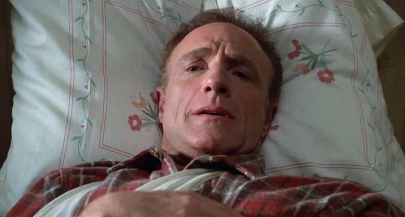 """Nel cult """"Misery Non Deve Morire"""" (1990)"""