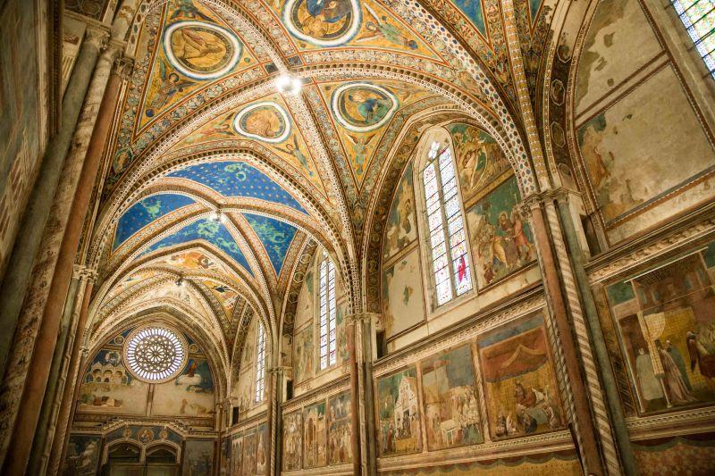 Sette Meraviglie - Assisi