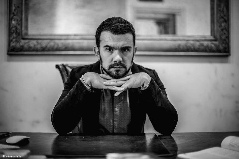 Marco Iannitello (foto di Olivieri