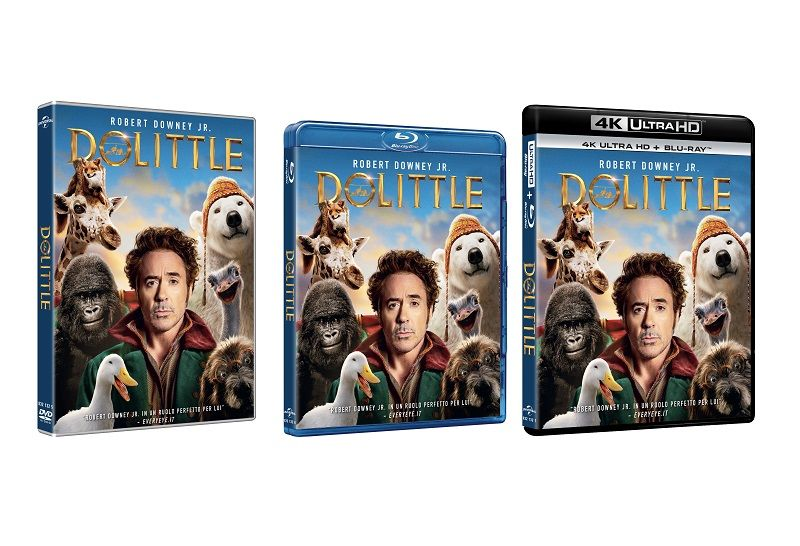 Dolittle Home Video
