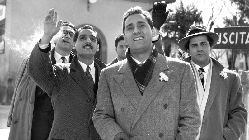 Alberto Sordi Vitelloni Fellini 1