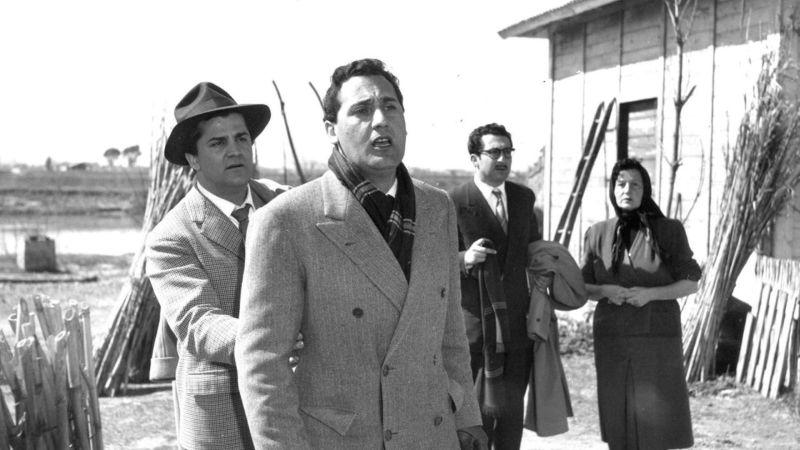 Alberto Sordi Vitelloni Fellini