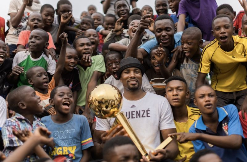 Anything Is Possible Serge Ibaka 1