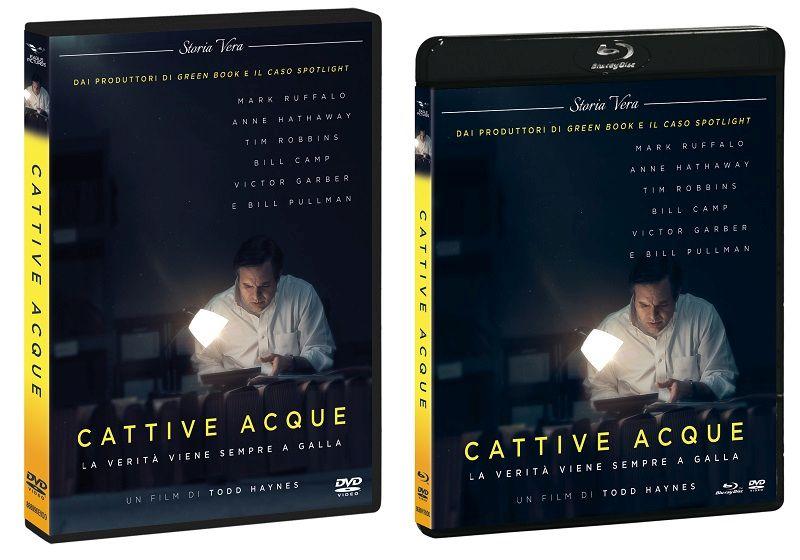 Cattive acque_DVD