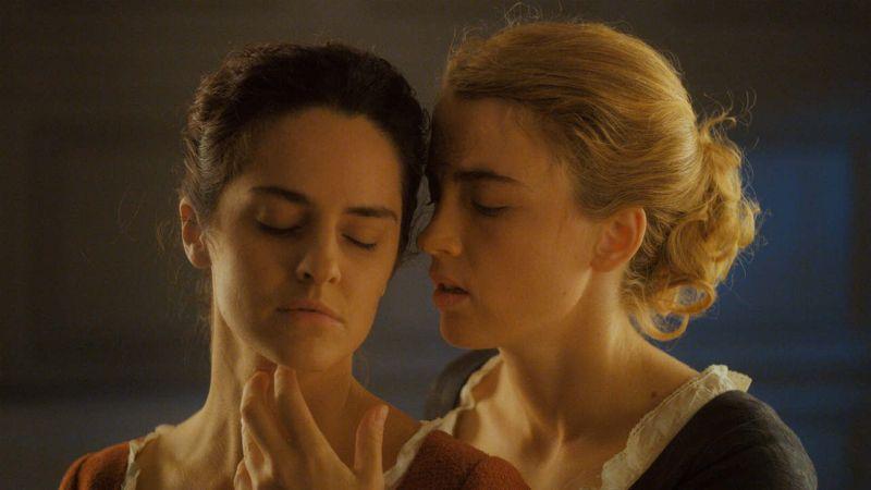"""""""Ritratto Della Giovane In Fiamme"""" di Céline Sciamma (2019)"""
