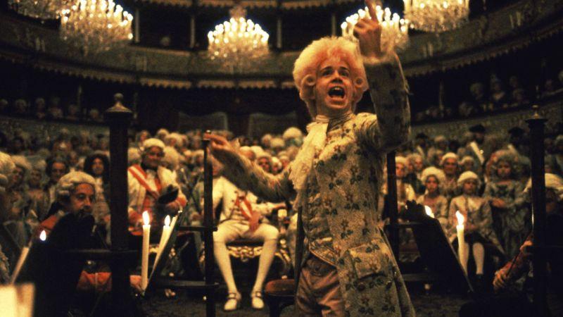 """""""Amadeus"""" di Miloš Forman (1984)"""