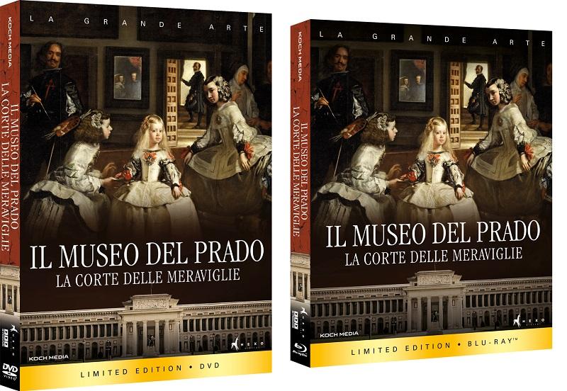 Museo Del Prado Home Video