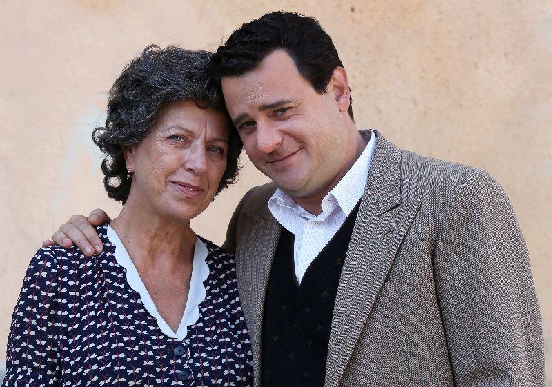 Paola Tiziana Cruciani e Edoardo Pesce (Permette? Alberto Sordi)