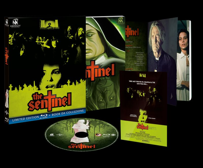 The Sentinel Home Video Limited Edition