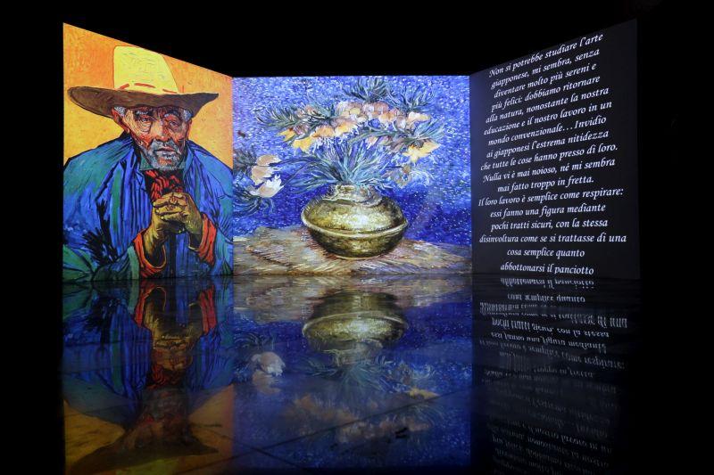 Vincent Van Gogh Mostra 1