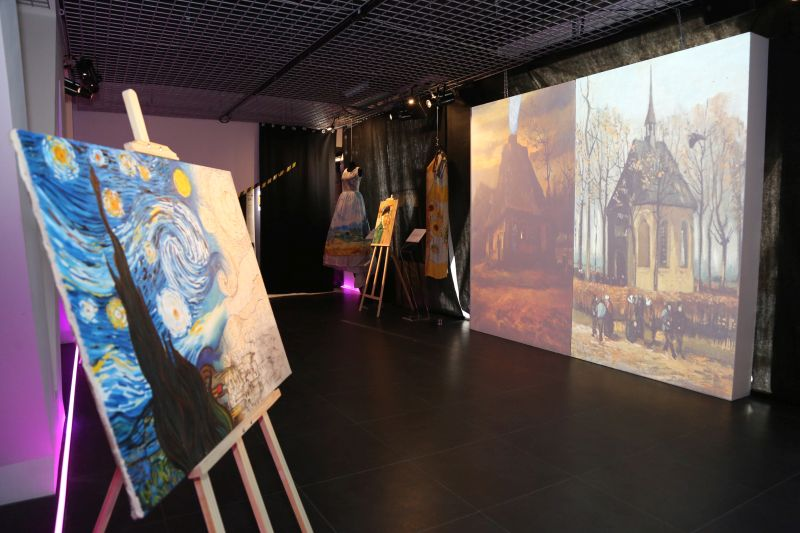 Vincent Van Gogh Mostra 2