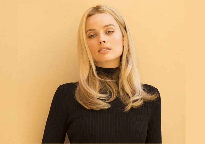 "Margot Robbie è Sharon Tate in ""C'Era Una Volta...a Hollywood"""