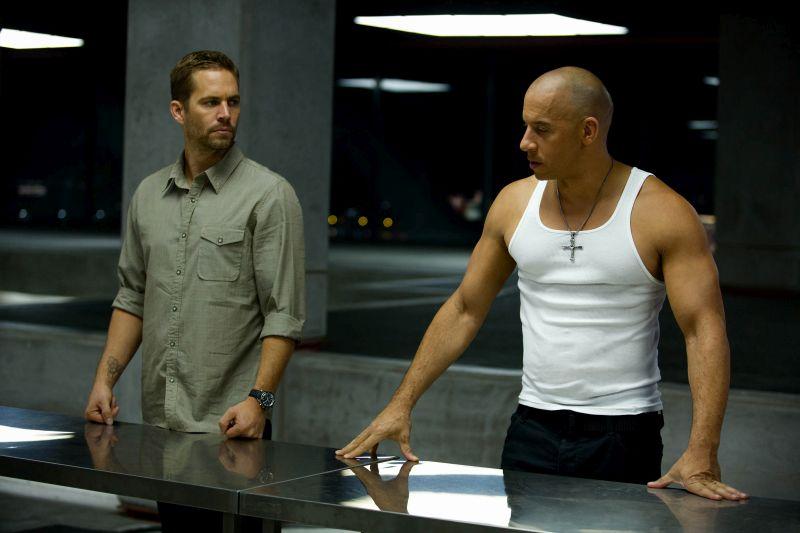 Paul Walker e Vin Diesel  © Universal Pictures