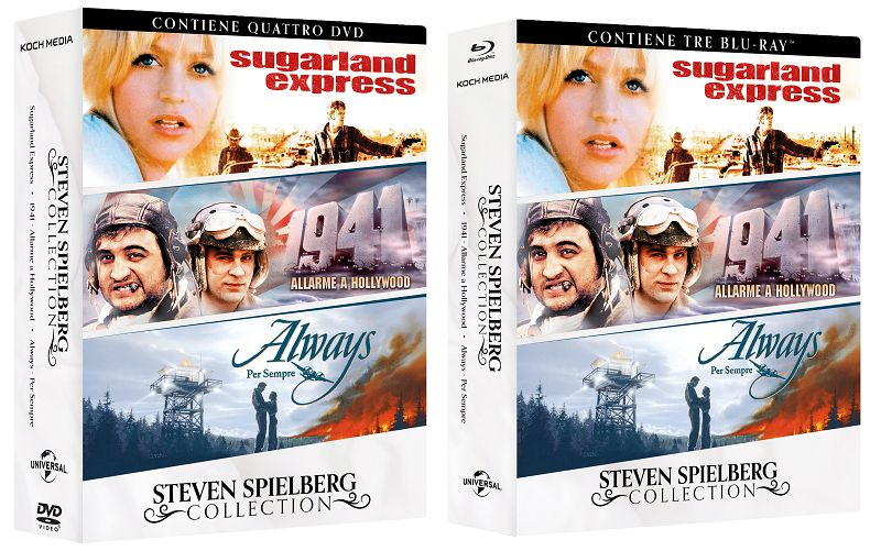 Steven Spielberg Collection 2