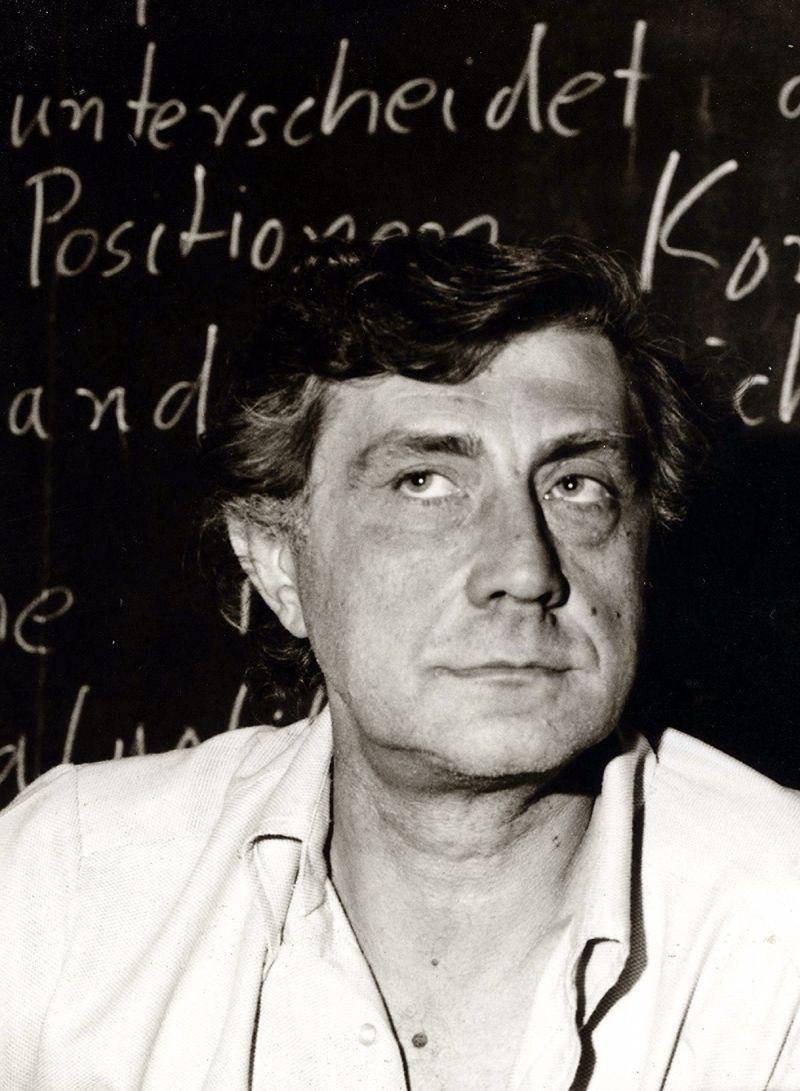 Franco Basaglia nel 1979