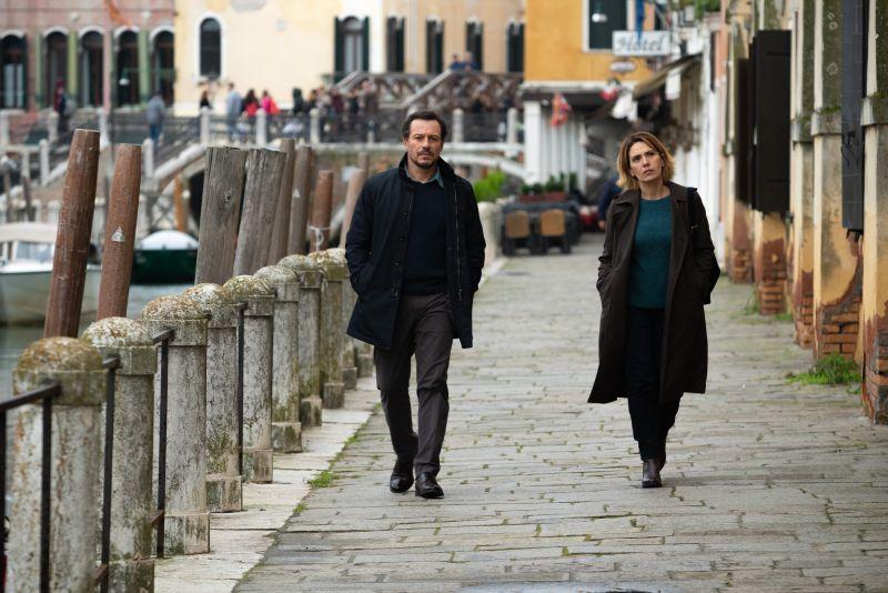 Stefano Accorsi e Maya Sansa (foto di Andrea Pirrello)