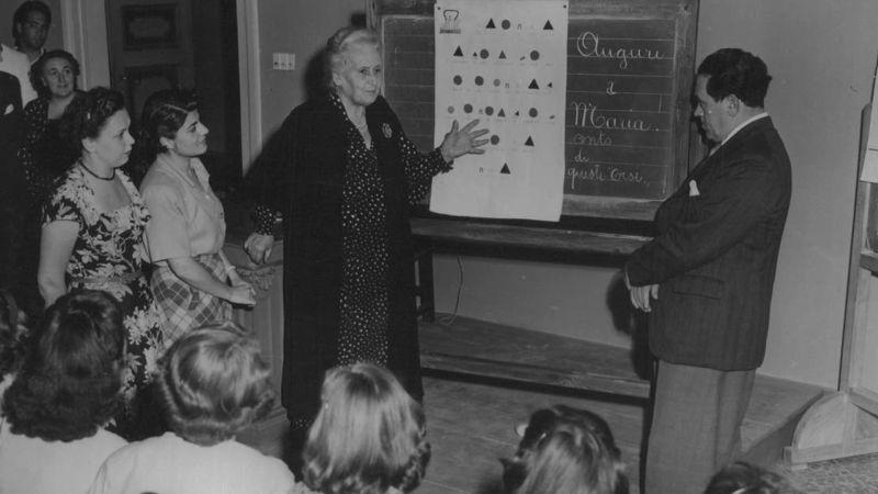 W Maria Montessori 1