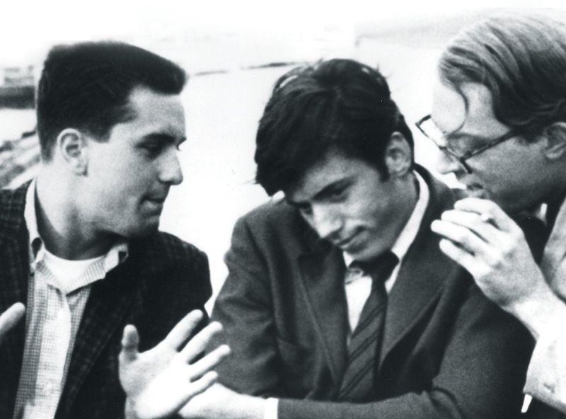 """Un giovane Robert De Niro in """"Oggi Sposi"""""""