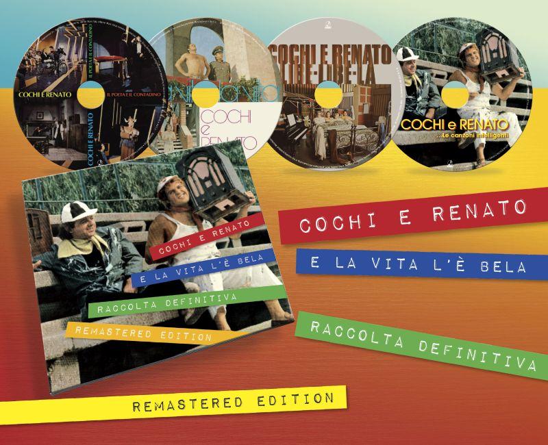 Cochi e Renato Rendering