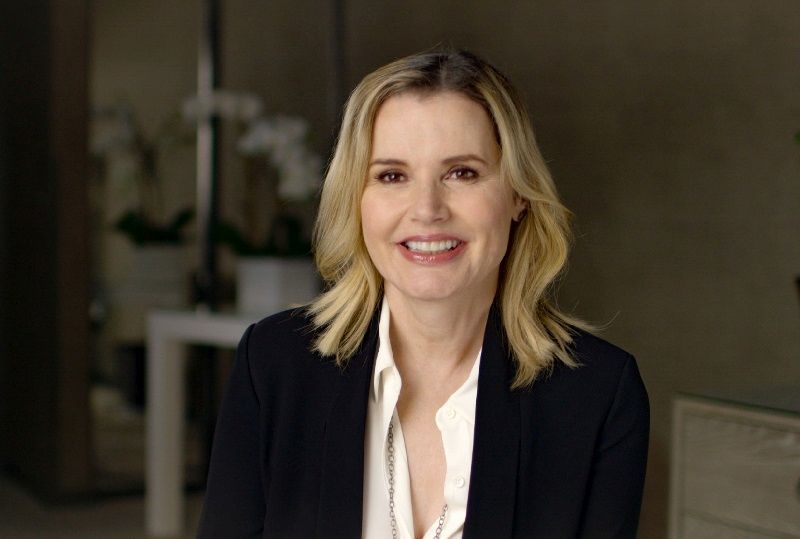Geena Davis (courtesy of CreativeChaos vmg, Women In Holllywood LLC 2019)