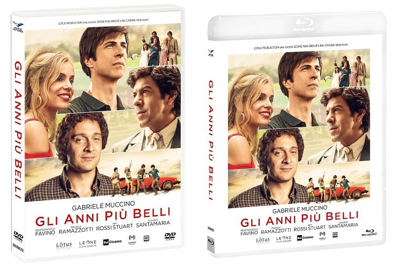 Gli Anni Piu Belli_DVD