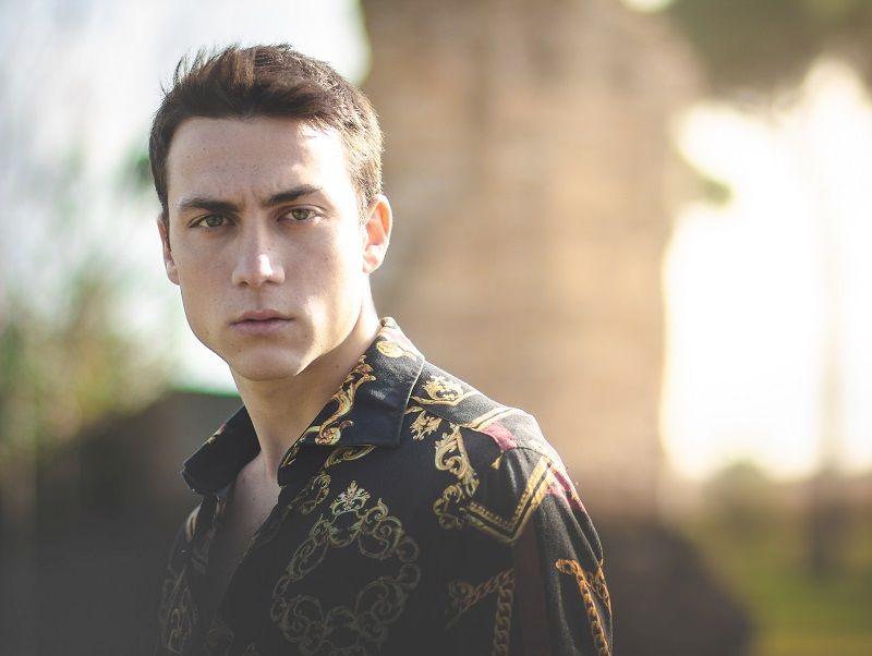 Matteo Paolillo in uno scatto di Fabrizio Stefan